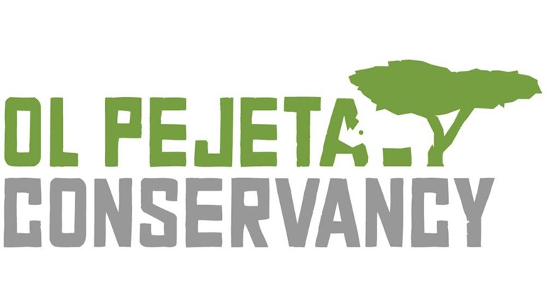 Ol Pejeta Conservancy logo on white background