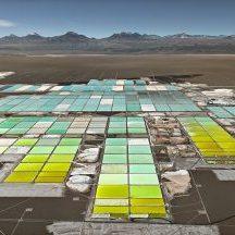 Lithium Mines #1, Salt Flats, Atacama Desert, Chile 2017 (1)